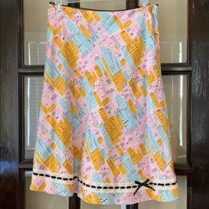 Anthropologie Corey Lynn Calter city skirt